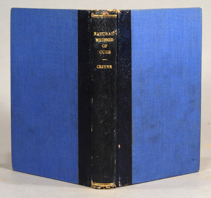 CHEYNE, GEORGE - Natural Method of Cureing the Diseases of the Body, and the