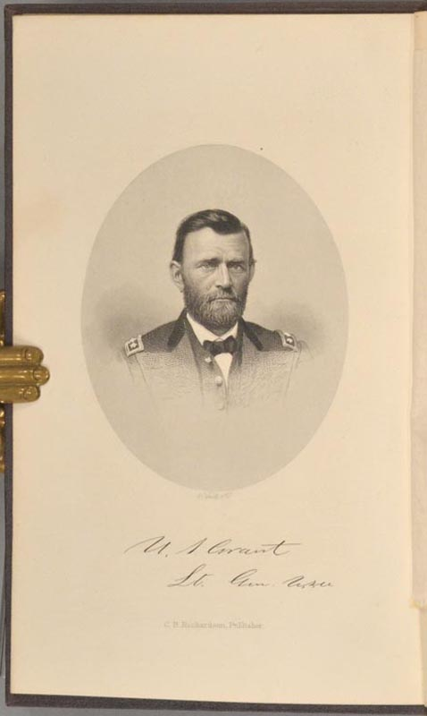 COPPEE, HENRY - Grant and His Campaigns: A Military Biography