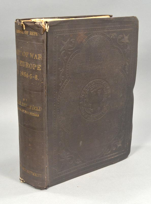 DELAFIELD, RICHARD - Report on the Art of War in Europe in 1854, 1855, and 1856