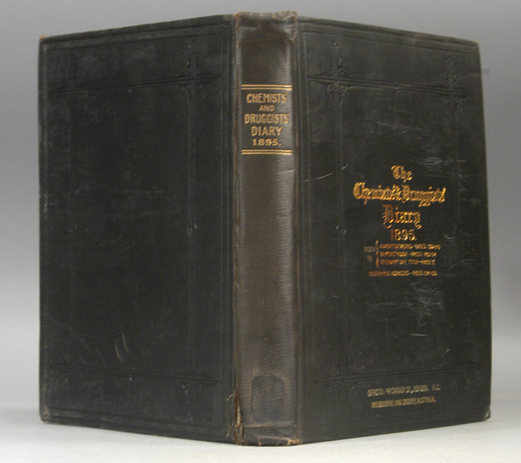 CHEMIST AND DRUGGIST, THE - Chemists' & Druggists' Diary: 1895