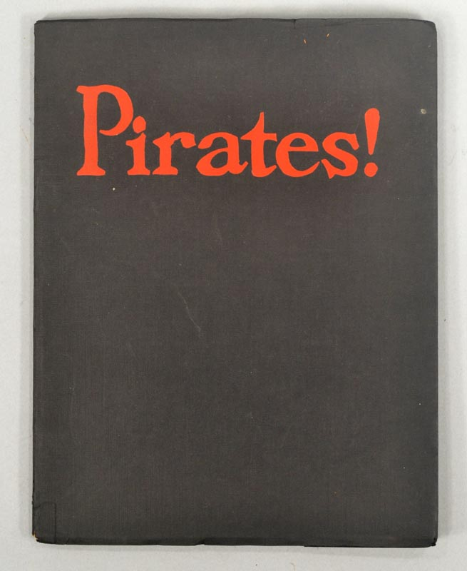 BANNING, KENDALL - Pirates! or, the Cruise of the Black Revenge. A Melodrama