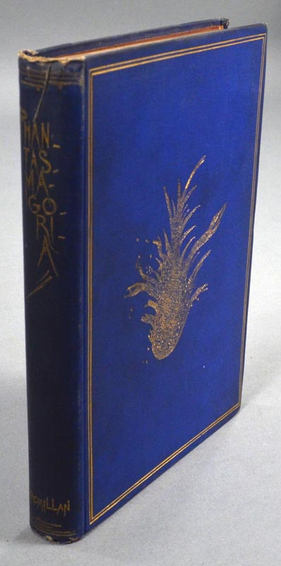 PHANTASMAGORIA AND OTHER POEMS. Lewis CARROLL.