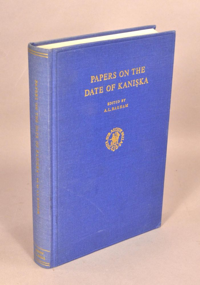 PAPERS ON THE DATE OF KANISKA. A. L. BASHAM.