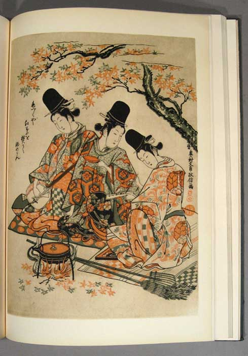 JAPANESE PRINTS OF THE LEDOUX COLLECTION. LEDOUX COLLECTION.