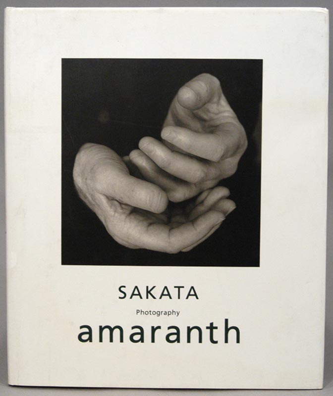 AMARANTH. PHOTOGRAPHY - JAPANESE, SAKATA Eiichiro.