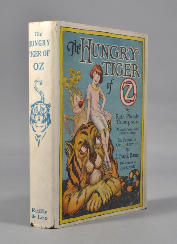 HUNGRY TIGER OF OZ. L. Frank BAUM.
