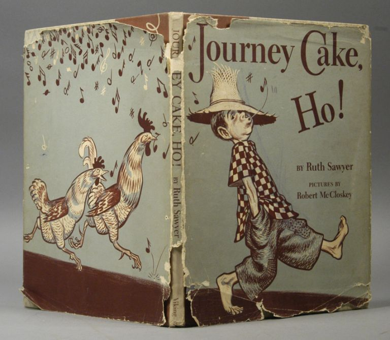 Journey Cake, Ho! Ruth SAWYER.