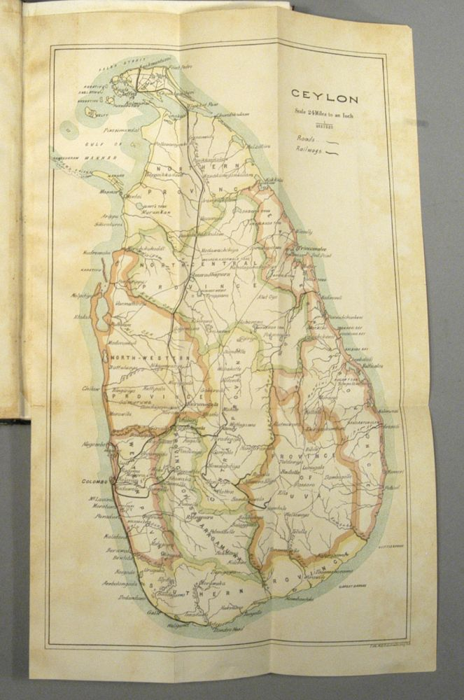 Ceylon: A Handbook for the Resident and the Traveller. J. C. Willis.