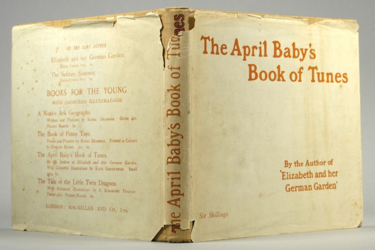 APRIL BABY'S BOOK OF TUNES. Mary Annette Beauchamp RUSSELL.