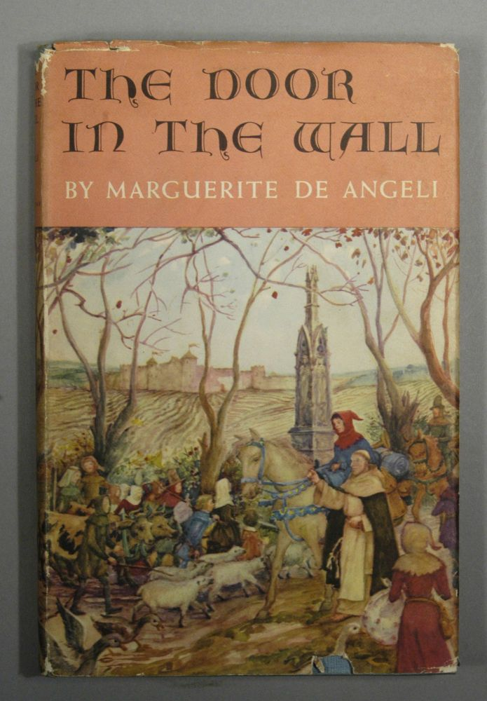 DOOR IN THE WALL. Marguerite DE ANGELI.