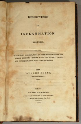 DISSERTATIONS ON INFLAMMATION