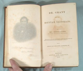 DR. GRANT AND THE MOUNTAIN NESTORIANS