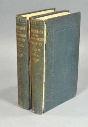NARRATIVE OF AN EXPEDITION ACROSS THE GREAT SOUTH-WESTERN PRAIRIES, George W. KENDALL