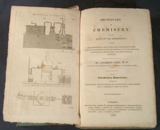 DICTIONARY OF CHEMISTRY, ON THE BASIS OF MR. NICHOLSON'S