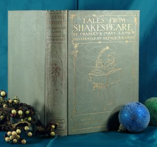 TALES FROM SHAKESPEARE. Charles and Mary LAMB