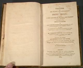 TREATISE ON THE CULTURE AND MANAGEMENT OF FRUIT TREES