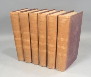 WORKS OF DANIEL WEBSTER, VOLS. I - VI