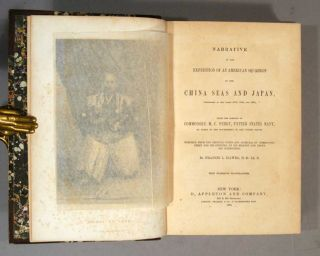 NARRATIVE OF THE EXPEDITION ... TO THE CHINA SEAS AND JAPAN