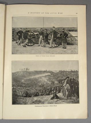HISTORY OF THE CIVIL WAR 1861-65 AND THE CAUSES THAT LED UP TO THE