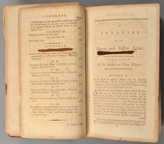 TREATISE ON THE PLAGUE AND YELLOW FEVER