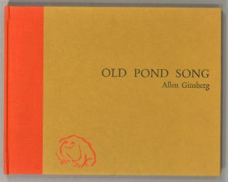 OLD POND SONG. Allen GINSBERG