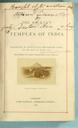 ROCK-CUT TEMPLES OF INDIA