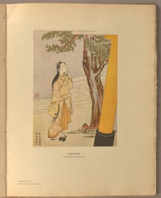 JAPANESE COLOUR-PRINTS AND THEIR DESIGNERS. Frederick William GOOKIN