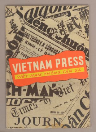 VIETNAM PRESS (VIET-NAM THONG TA'N XA). EPHEMERA