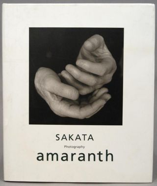 AMARANTH. PHOTOGRAPHY - JAPANESE, SAKATA Eiichiro