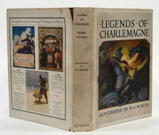 LEGENDS OF CHARLEMAGNE. Thomas BULFINCH