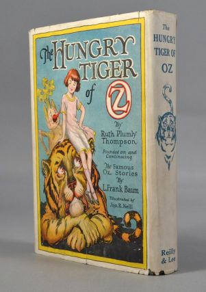 HUNGRY TIGER OF OZ