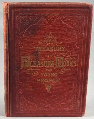 TREASURY OF PLEASURE BOOKS, FOR YOUNG PEOPLE