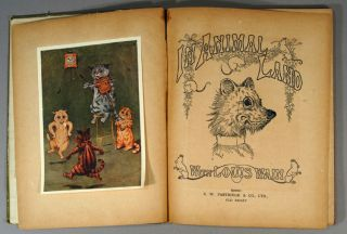 IN ANIMAL LAND WITH LOUIS WAIN