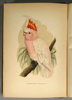 PARROTS IN CAPTIVITY, 3 VOLUMES