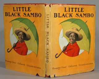 STORY OF LITTLE BLACK SAMBO. CHILDREN'S