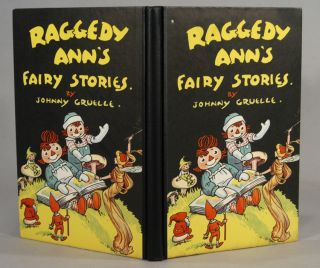 RAGGEDY ANN'S FAIRY STORIES