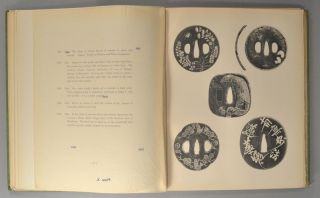 JAPANESE SWORD GUARDS Some Tsuba in the Collection of Sir Arthur H. C
