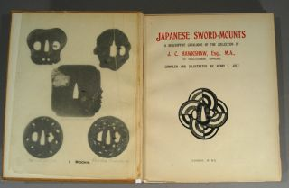 JAPANESE SWORD-MOUNTS COLLECTION OF J. C. HAWKSHAW