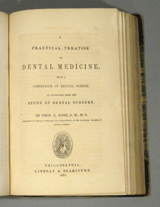 TREATISE IN THE DISEASES AND SURGICAL OPERATIONS OF THE MOUTH