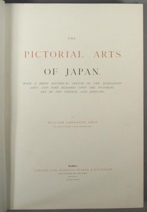 PICTORIAL ARTS OF JAPAN