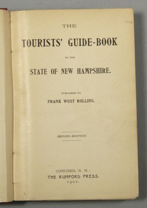 Tourists' Guide-Book to the State of New Hampshire