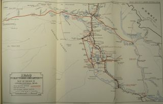 MAPS OF IRAQ WITH NOTES FOR VISITORS.