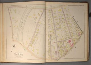 ATLAS OF THE CITY OF BOSTON VOLUME 6 WEST ROXBURY