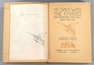 MY DAYS WITH FAIRIES