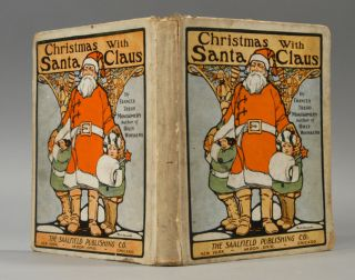 CHRISTMAS WITH SANTA CLAUS. Frances Trego MONTGOMERY