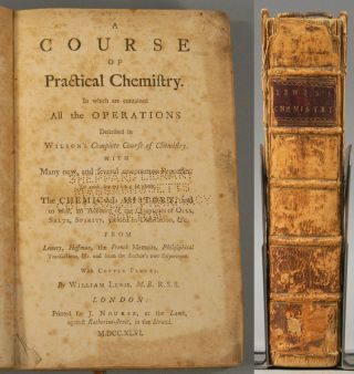 COURSE OF PRACTICAL CHEMISTRY. William LEWIS