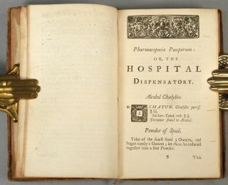 PHARMACOPOEIA PAUPERUM: OR, THE HOSPITAL DISPENSATORY