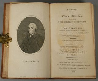 LECTURES ON THE ELEMENTS OF CHEMISTRY
