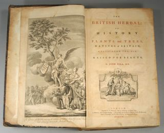 BRITISH HERBAL: AN HISTORY OF PLANTS AND TREES, NATIVES OF BRITAIN, CU. John HILL