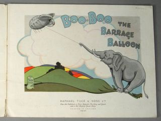 BOO BOO THE BARRAGE BALLOON